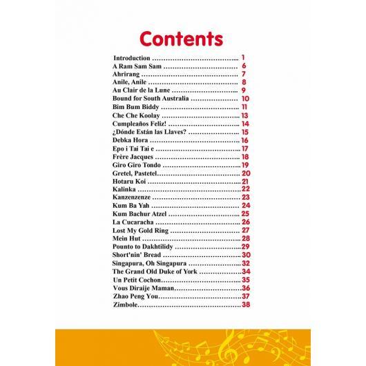 Tongue Drum 30 Simple Songs Book