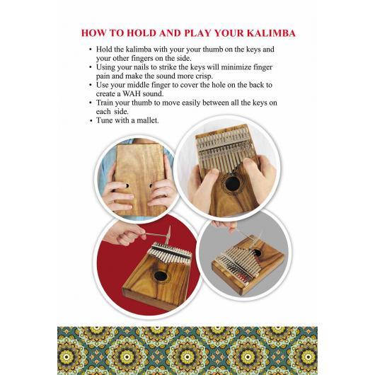 Kalimba Meditation 20 Healing Mantras Paperback