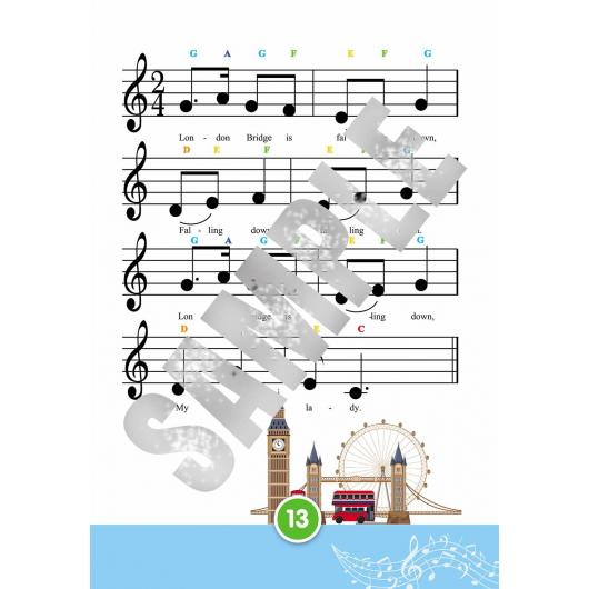 Melodica for Absolute Beginners. Play by Letter. Learn to Transpose. Paperback