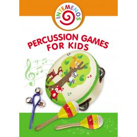 Percussion Games for Kids: The Orff approach. Fairy Tale with Musical Score