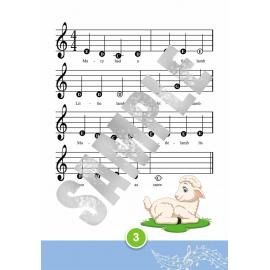 Recorder for Absolute Beginners: Play Simple Melodies by Letter and Learn How to Transpose