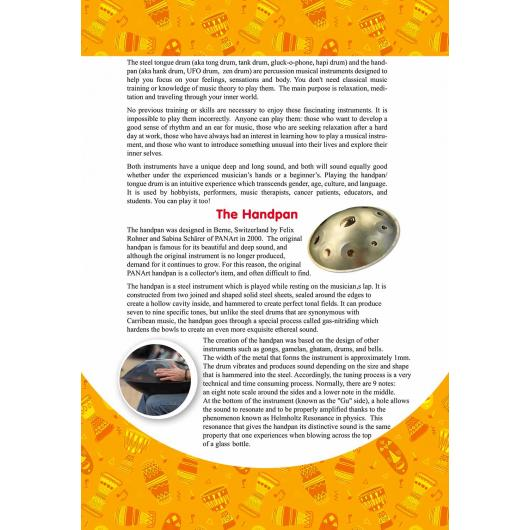 35 Traditional African Songs for Tongue Drum and Handpan: Play by Number