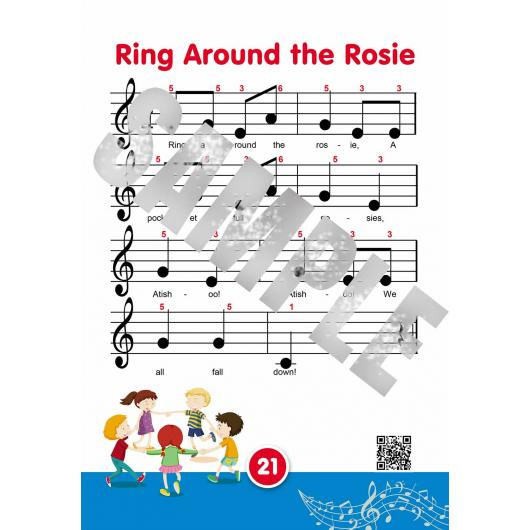Traditional British Folk Songs for Tongue Drum or Handpan: Playing for Kids
