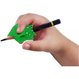 Pencil Grip for Kids with Small Hands Green