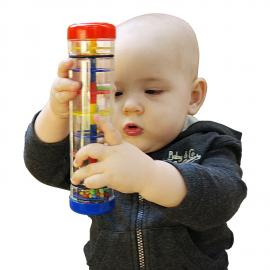 Rainmaker Musical Toy - 8 inches Rattle Tube