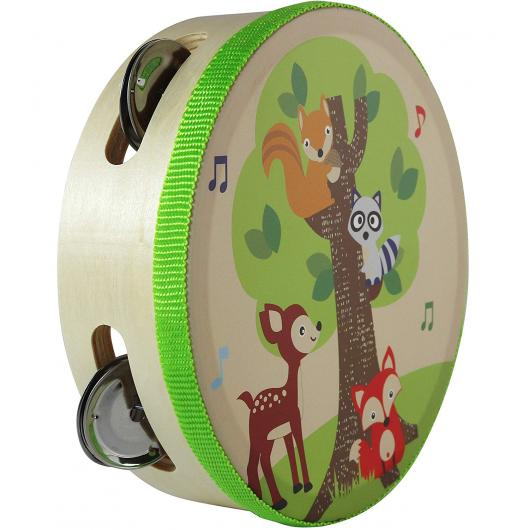 Drum for Kids -Tambourine Toy Small