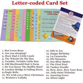 8-Note Glockenspiel for Children, Plastic Base, Kids Songs