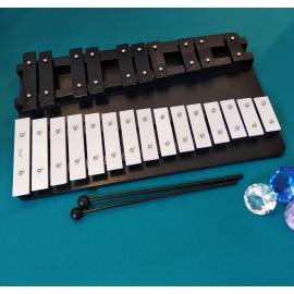 Large Xylophone 25 Keys Chromatic G - G Tuned