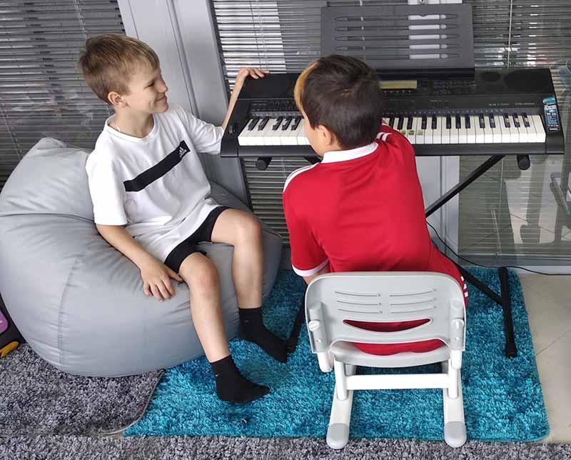 children musical educationn