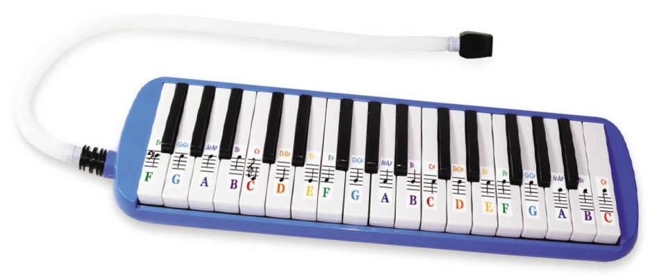 melodica 32 key air piano
