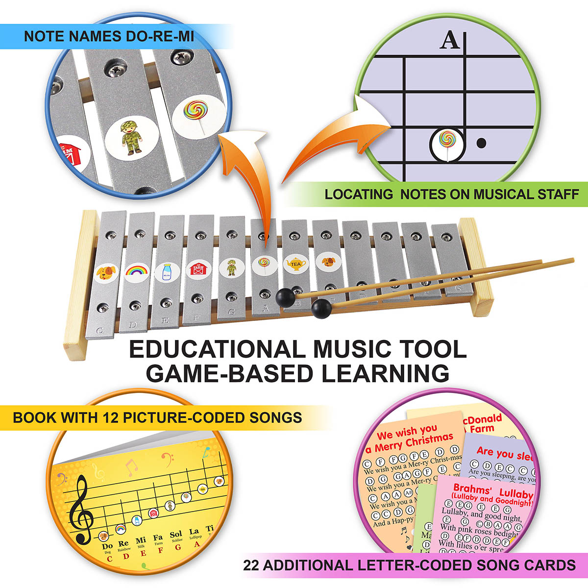 educational music tool game-based learning