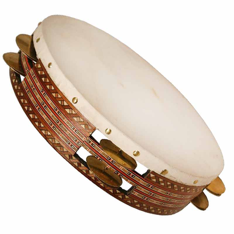 Timbrel - old kind of tambourine
