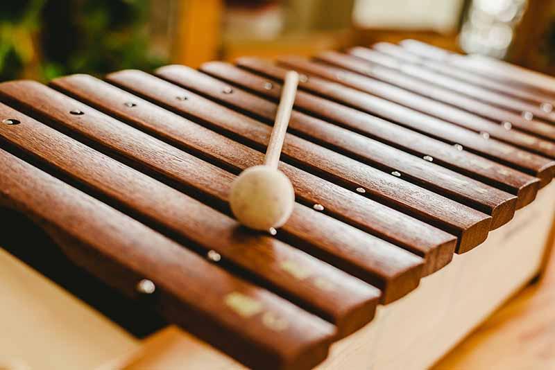 Orff alto xylophone